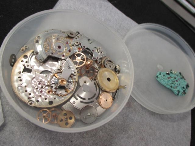 Rolex parts