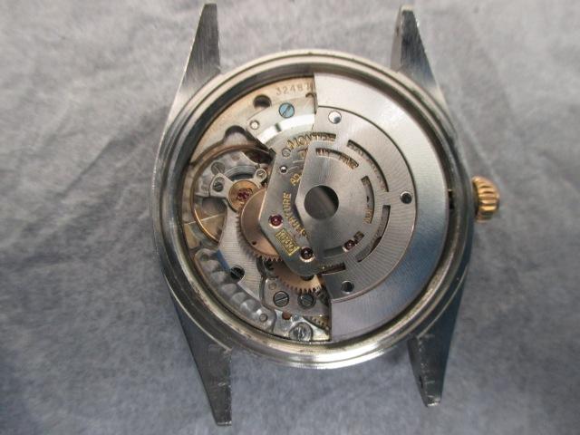 Serviced Rolex 1560