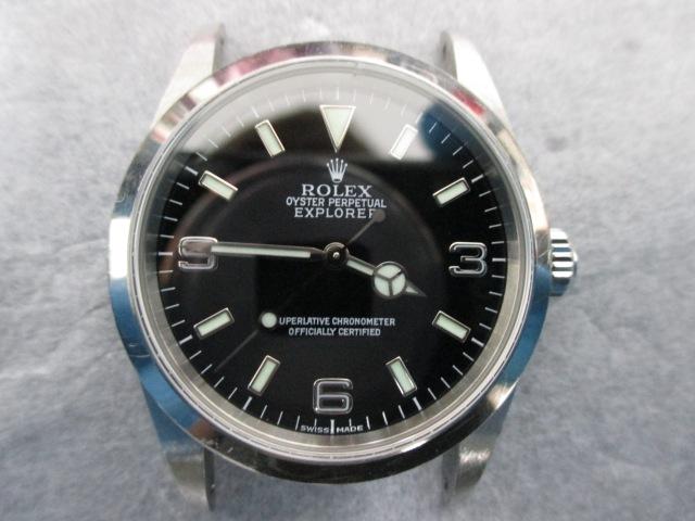 Rolex Explorer calibre 3000