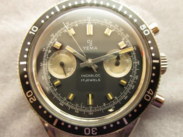 Yema chronograph