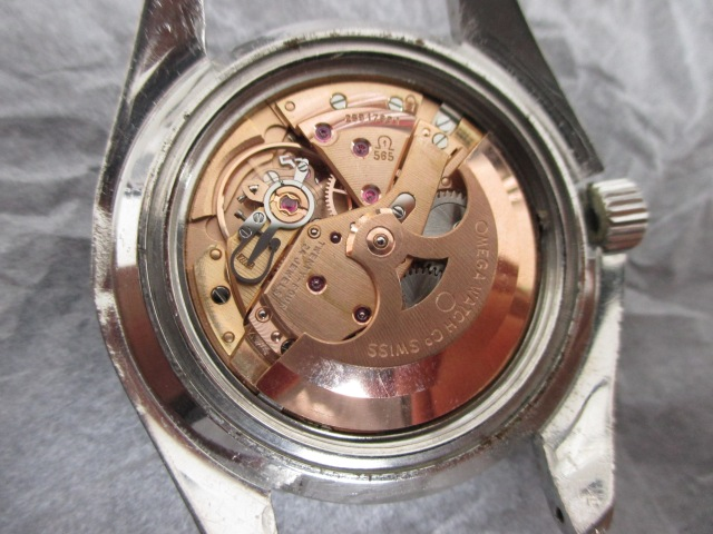 Omega Seamaster 300 movement