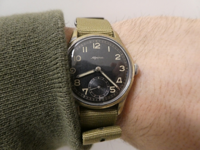 Luftwaffe Alpina calibre 592