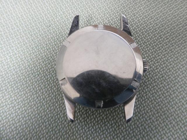 Pre turtle back Certina DS