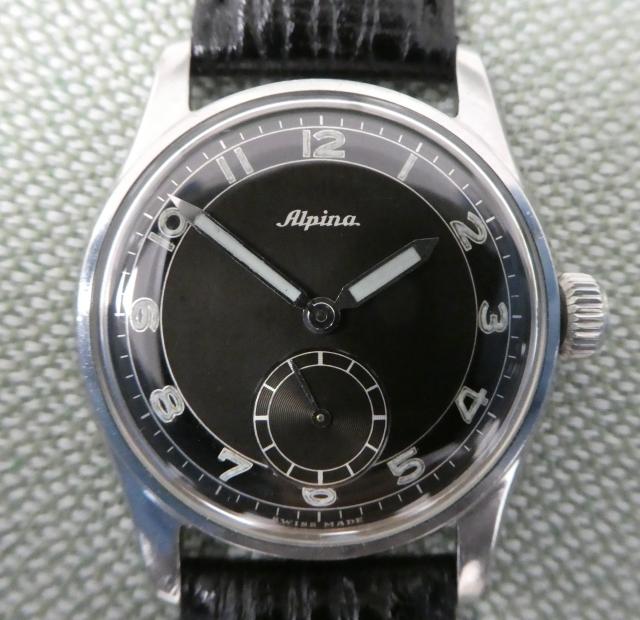 Alpina calibre 586
