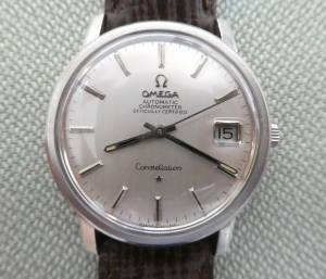 Omega Constellation.